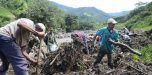 Avalancha deja 2 muertos en Colombia