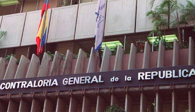Resultado de imagen para venezuela contraloria general