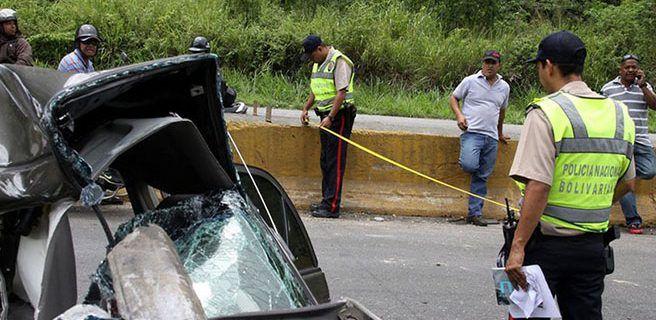 Más de mil jóvenes fallecieron  en accidentes de tránsito en 2016