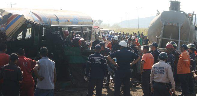 Imprudencia provocó tragedia en Güigüe