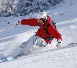 Esquiador venezolano denunció discriminación en Francia