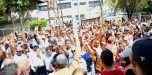 700 mototaxistas recibieron La Bomba