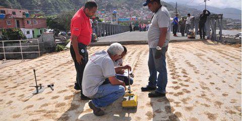 Inicia construcción del puente Guanape II en Vargas