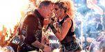 Metallica quiere trabajar otra vez con Lady Gaga
