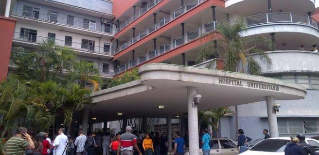 Encuesta dice que el 51 % de quirófanos de hospitales venezolanos no operan