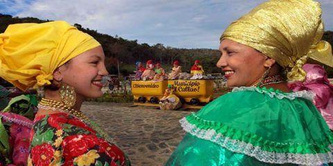 Pueblo de El Callao recibe certificado de la Unesco
