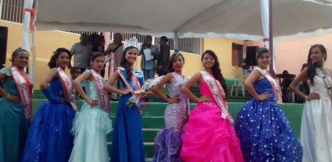Electa reina de Carnavales en Revenga