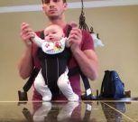 Bebé bailando como Michael Jackson se hace viral