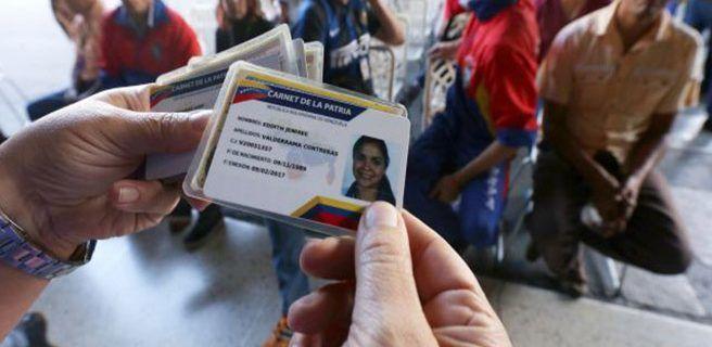 Más de 100 mil aragüeños estiman registrar en jornada especial del Carnet de la Patria