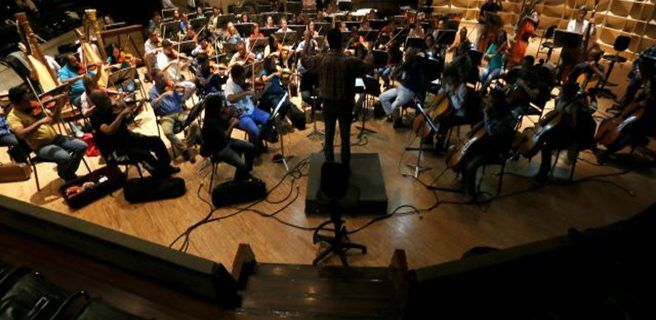 Orquesta Filarmónica Nacional iniciará ciclo de conciertos por 30 aniversario