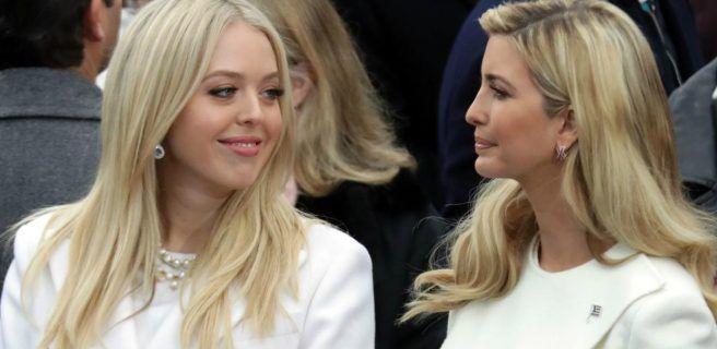 Nunca fue tan difícil ser hija de Trump: nadie se quiere sentar al lado de Tiffany y sigue el boicot a Ivanka
