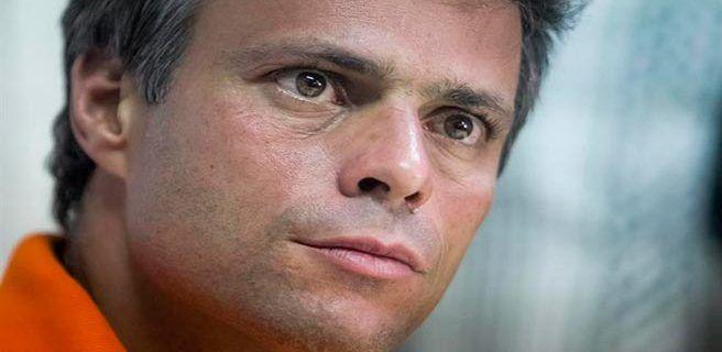 López: Cabello reconoció a mi familia que mi detención era política