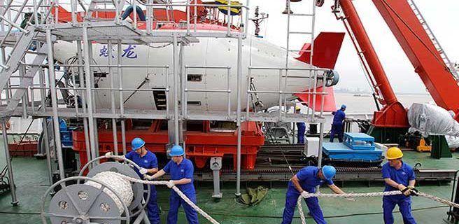 Preparan submarino para llegar a 11.000 metros de profundidad