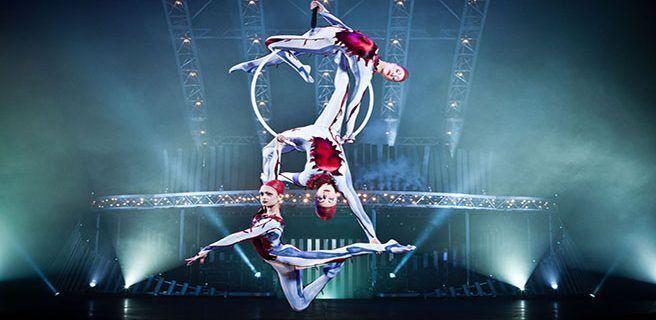 Cirque du Soleil se tiñe de nostalgia con Soda Stereo