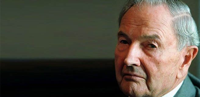 David Rockefeller muere a sus 101 años