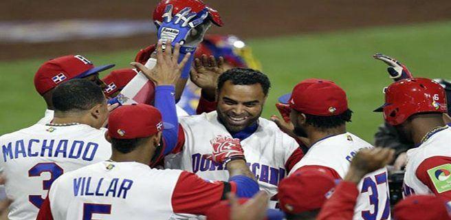 Dominicana venció por blanqueada a Venezuela