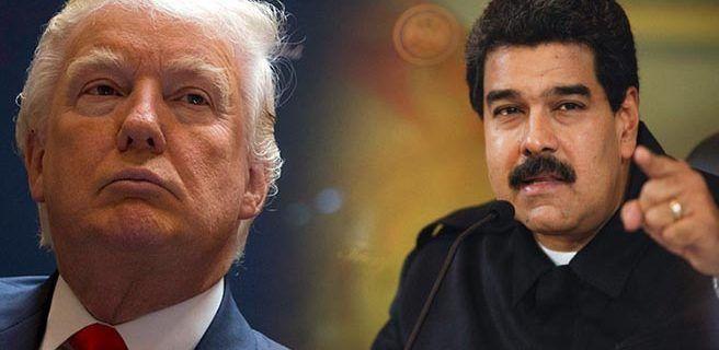 """Trump dice que """"Venezuela es un desastre"""""""