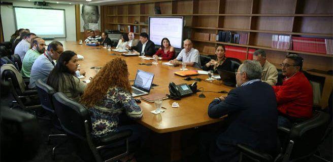 Motor Petroquímico se reunió con Martínez