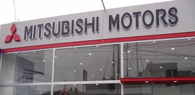 Faría evaluó proyectos con Mitsubishi
