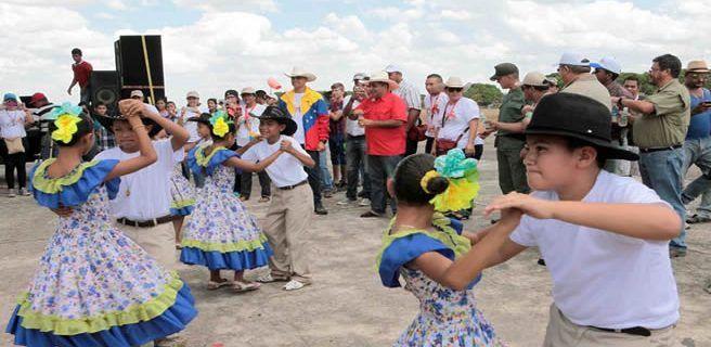 Elorza será capital del país el 19 de marzo