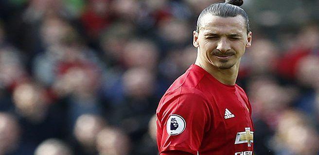 Ibrahimovic suspendido tres partidos por la federación inglesa