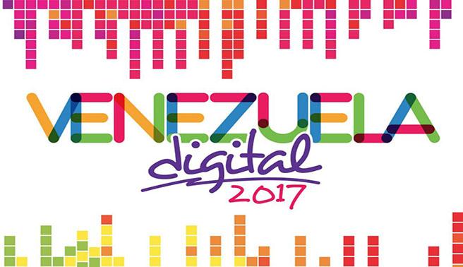 Inauguran encuentro Venezuela Digital 2017