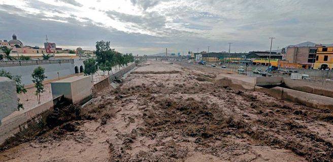 43 muertos en Perú tras fuertes lluvias