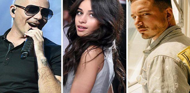 """J Balvin, Pitbull y Camila Cabello  lanzan tema de """"Rápido y Furioso 8"""""""
