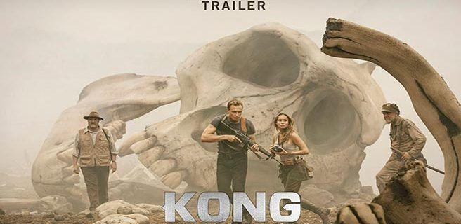 """Kong: Skull Island"" reina en la taquilla estadounidense"