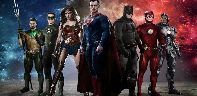 """Warner publicó esperado primer trailer de """"La Liga de la Justicia"""""""