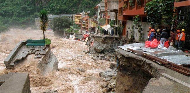 Lluvias en Perú dejan 62 muertos