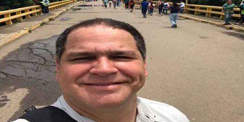 Luis Florido cruza a Colombia con intención de ir a OEA