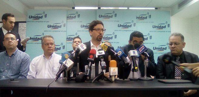 MUD dice que dos partidos lograron meta de validación