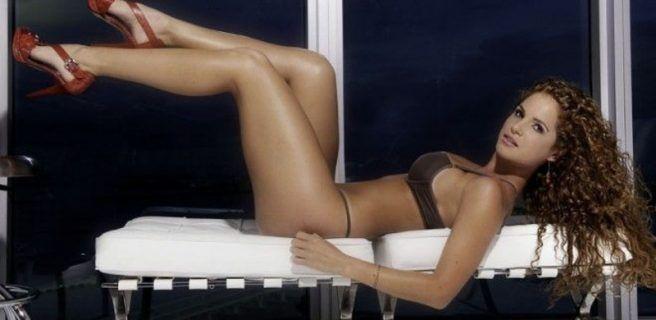 Extrañamos a la hermosa y sexy Maritza Bustamante