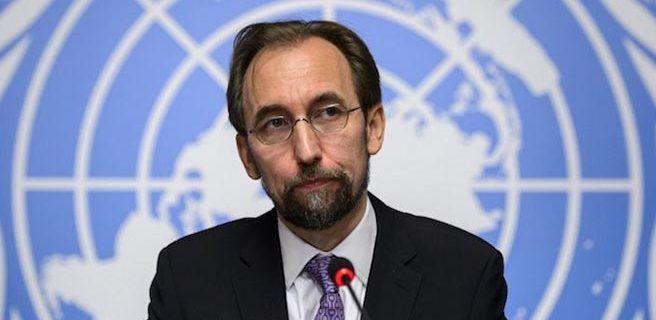 ONU pide liberación presos políticos