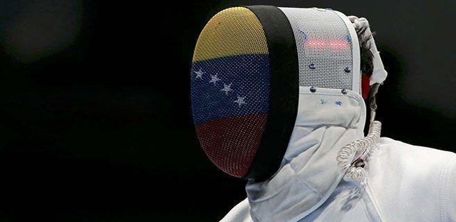 Venezuela es campeón panamericano de esgrima en espada por equipos masculino