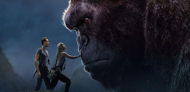 Tom Hiddleston deja de ser un villano en Kong: la Isla Calavera