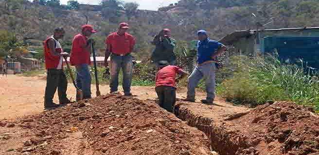 Santa Eduviges tendrá agua por tuberías