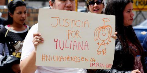 Condenan a casi 52 años de prisión a violador y asesino de niña colombiana