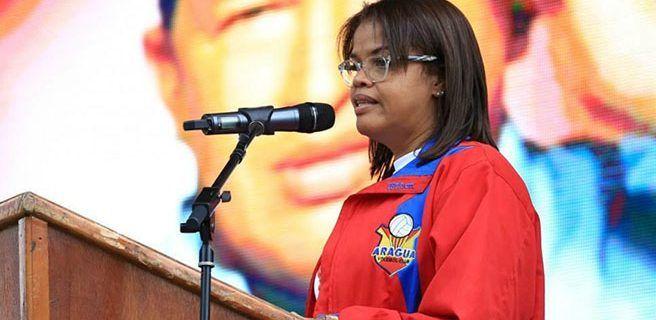 Caryl Bertho: En Aragua la maquinaria electoral funcionó 100%