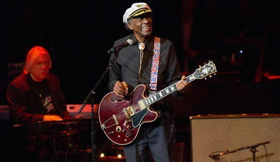 Murió la leyenda del Rock and roll Chuck Berry