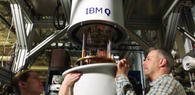 IBM inicia construcción de los primeros ordenadores cuánticos universales