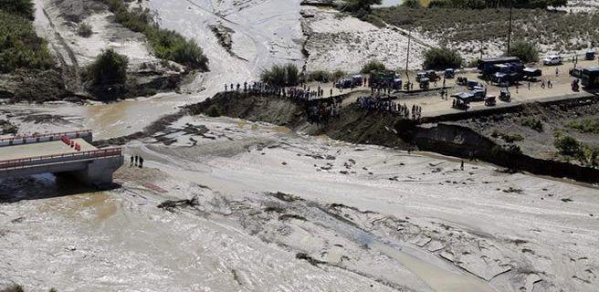 Asciende a 72 mil la cifra de damnificados por lluvias en Perú