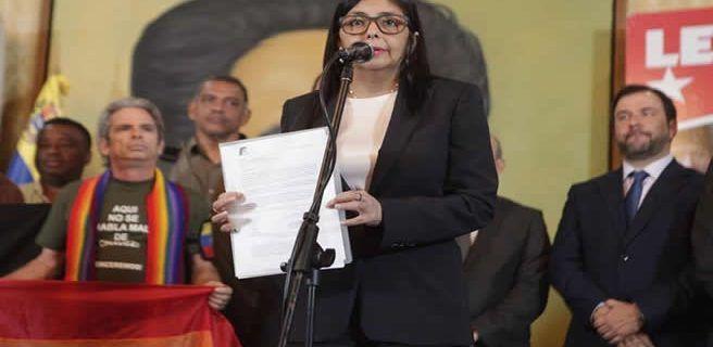 Venezuela rechazó declaraciones de Novoa