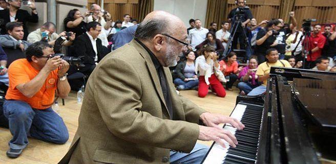 Orquesta Latinocaribeña realizará homenaje al pianista Eddie Palmieri