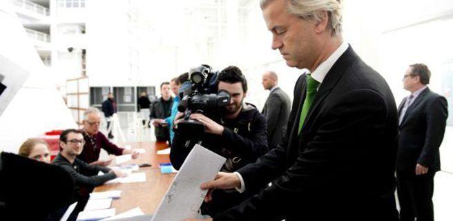 Holandeses eligen su futuro gobierno este miércoles