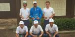 Venezolano integró equipo campeón de golf estadounidense