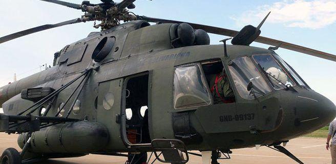 Tras dos meses desaparecido continúa la búsqueda del helicóptero