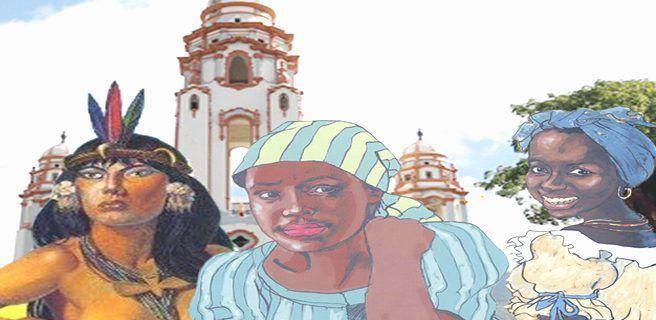 Aragua rindió homenaje a Hipólita y Matea