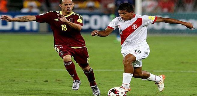 Perú busca robar puntos a Venezuela en clasificatoria
